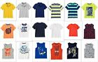 NEW Gymboree boys summer MIX n' MATCH short sleeve tee size 3T 4T 5T NWT