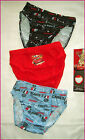 3 pk DISNEY CARS 2 BRIEFS  Sz 4 - 6 or 6 - 8 BOYS UNDERWEAR Lightning Undies NEW