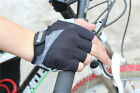 M/L/XL Red//Black/Blue/Green Half Finger Cycling Bicycle Bike Racing Glove 1Pair