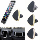 Universal Air Vent Magnetic Support Mobile Phone Car Holder Stand Mount
