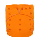1 Original Squared Baby Cloth Diaper+1 BAMBOO Insert One Size Adjustable KaWaii