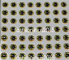 40Pcs/Pack 3-9mm Fish Eyes 3D Holographic Lure Eyes Fly Tying Jigs Crafts Dolls