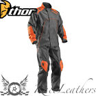 THOR RANGE ENDURO DIRT BIKE MOTORCYCLE MOTORBIKE PANTS TROUSERS CHARCOAL ORANGE