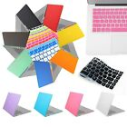 Matte Shell Hard Case Cover + Keyboard Cover Skin for Macbook Air 13""