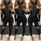 Womens Lady Loose Long Sleeve Tops Blouse Shirt Casual Cotton T-Shirt Hot Trendy
