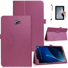 For Samsung Galaxy Tab A A6 10.1 SM-T580 T585 (2016) PU Leather Smart Case Cover <br/> Case Fit For Samsung TabA T280 T350 P350 T380 T550 T580
