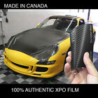 Vvivid Black Carbon Fiber Vinyl Car Wrap film