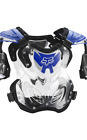 Fox Racing R3 Roost Guard Chest Protector Small Motocross Off Road Kids Youth