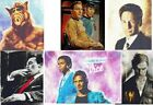 Cult TV Inspired Cross Stitch Chart - ALF Star Trek X-Files Miami Vice Mad Men