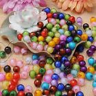 100pcs 10mm Watermelon Acrylic Beads In Beads Spacer Beads For Jewelry Finding B