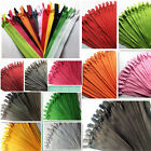 Внешний вид - 5-10pcs Nylon Invisible Soft tulle Coil Zippers Sewing 11/16/22inch