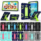 Heavy Duty Shockproof Kickstand Case Cover For Samsung Galaxy Tab E 8 T377 T375