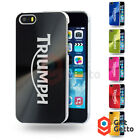 Triumph Bonneville Motorcycle Engraved Personalized Metal Cover Case-iphone 5/5s $12.25 USD on eBay