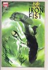 Immortal Iron Fist #1 2nd Print Dell'Otto Variant Marvel 2007