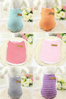 Cotton Striped Clothes for Small Dogs Spring Summer Teacup Dog Puppy Vest Teacup