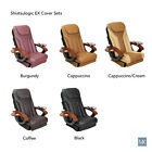 Complete massage mechanism frame remote cushion cover nail pedicure spa chair