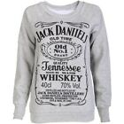 Ladies sweatshirt jack daniels tennessee Crewneck Sweatshirt