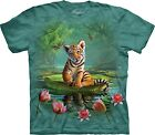 Tiger Lily Big Cat T Shirt Child Unisex The Mountain
