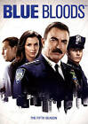 Blue Bloods: The Fifth Season 5 (DVD, 2015, 6-Disc Set)free shipping!!