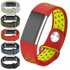 Silicone Replacement Band Wristband Watch Strap Bracelets For Fitbit Charge 2
