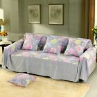 Floral Cotton Blend Slipcover Sofa Cover oAUl Protector for 1 2 3 4 seater yjzrh
