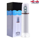 HANDS FREE BATTERY POWERED PENIS VACUUM PUMP GLAND ENLARGEMENT SET,UK SELLER!