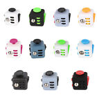 Hot Magic Fidget Cube Anti-anxiety Adults Focus Stress Relief Kids Toy Gift
