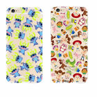 For iPhone Cartoon Disney Stitch Toy Story Soft Silicone TPU Creative Case Cover