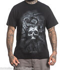 NWT Sullen Collective THE DEEP Tee Shirt BLACK LARGE-3XLARGE LIMITED RELEASE