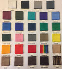 """1 Inch Width Polypropylene Webbing: Heavy Weight  - Various Colors - 1"""" Strap"""