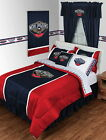 New Orleans Pelicans Comforter Sham & Valance Set Twin Full Queen King Size