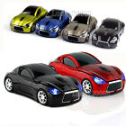 USB 2.4G Wireless Infiniti Racing optical car Mouse Mice for PC Laptop Mac Gift