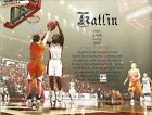 """""""Girls Basketball"""" Personalized Name Meaning Daughter Granddaughter Sports Print"""