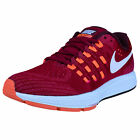 NIKE WMNS AIR ZOOM VOMERO 11 RUNNING SHOES NOBEL RED WHIT...