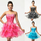 Short Bridesmaid Prom Party Dress Evening Wedding Cocktail Cocktail Gowns Summer