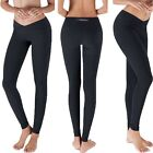 Women Athletic Pants Compression Running Training Base Layers Skin Sports Tights