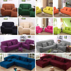 1 2 3 4 Seater Stretch Cover Sofa Covers Protector Couch Cover Elastic Slipcover