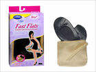 Dr. Scholls FAST FLATS Foldable Ballet Flats & Gold Wristlet Bag NEW ALL SIZES