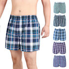 Men's Home Pants Underwear Loose Shorts Boxer Cotton Briefs Pajama Underwear