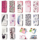 Practical Flip PU Leather 9 Card Slots Wallet Phone Case Cover For iPhone LG