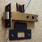 Imperial Guardian Locks Tubular Latch G4060 Black plates Different sizes Free PP