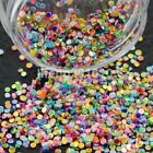 1MM Round Nails Glitter Sequins Decals Beauty Nail Art Decorations Accessories C