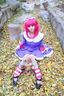 LOL the Dark Child Annie cosplay costume party dress Halloween Free Shipping