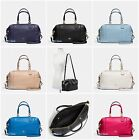 New Coach F59325 Lenox Satchel In Pebble Leather Purse NWT