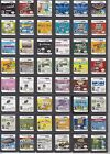 You Pick Nintendo DS Video Game Cartridges Lot 3 of 3