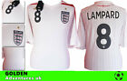 *07 / 09 - UMBRO ; ENGLAND HOME SHIRT SS / LAMPARD 8 = SIZE*