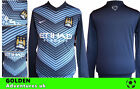 *13 / 14 ; MANCHESTER CITY PRE MATCH TRAINING SHIRT LS /  = SIZE*