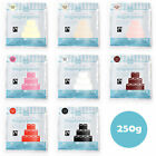 Squires Kitchen Sugarpaste 250g Multiple Colours Ready to Roll Icing Fondant