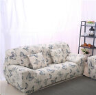 Butterfly Spandex Stretch Fitted Sofa Cover oAUR Protector for 1 2 3 4 Couch