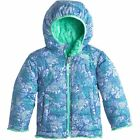 NWT GIRLS THE NORTH FACE REVERSIBLE MOSSBEK SWIRL FULL ZI...